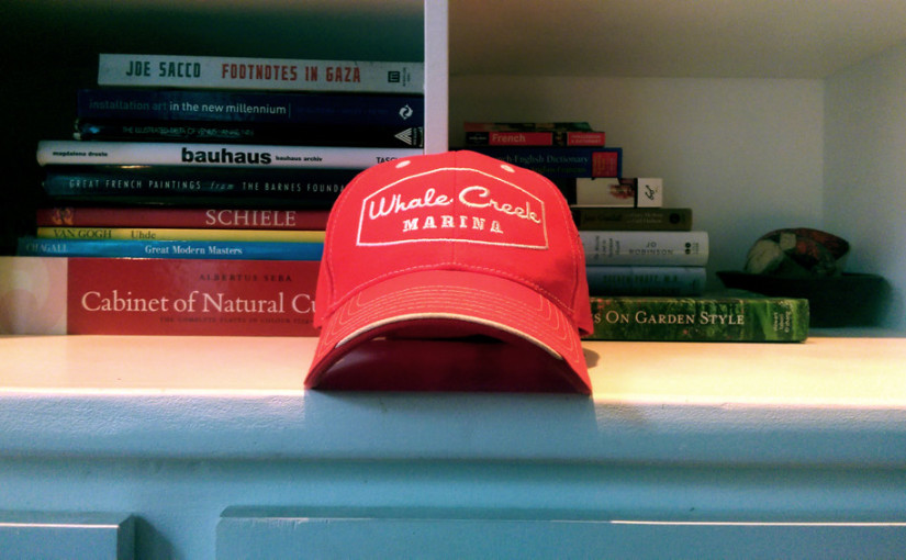 whale creek marina cap