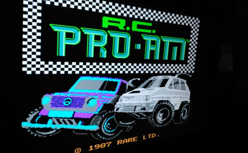 RC-ProAm Splash Screen